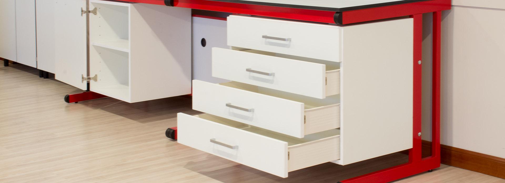 Muebles para ropa con cajones - Muebles de cajones ...